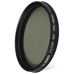 DEBO 49mm Diameter Camera CPL Filter for Photograp