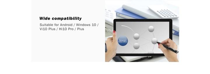 Original Chuwi SurBook Mini / VI10 PLUS / Hi10 PLUS / Hi10 Pro / HiPen H2 Active Stylus Pen with Micro USB Charging Port