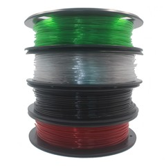 CCTREE 3D Printer PETG Filament 200G 4Colors For C MULTI