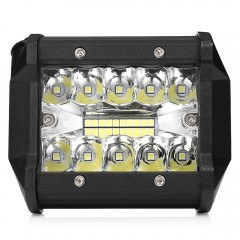 1PC 60W Car LED Working Lamp for Truck SUV black