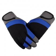 Men Women Cycling Racing Gloves Full Finger Anti-slip Fashion Motorbike Gloves