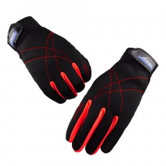 Breathable Anti-slip Gloves Full Finger Autumn Winter Cycling Racing Gloves