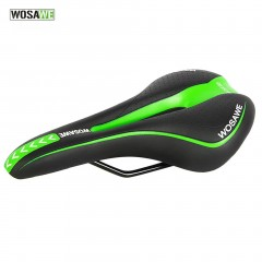 WOSAWE BZD-111 Bicycle Saddle Hollow Cycling Seat Thicken Cushion Seat Saddle