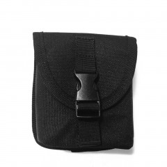 Mini Tool Kit Small Bag Canvas Waist Bag Key Phone Pack Outdoor Sports Bag