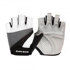 WOSAWE Cycling Gloves Anti Slip Short Gloves Half Finger Gloves Bikes Gloves