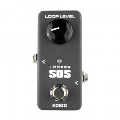 KOKKO FLP2 LOOP MINI Looper SOS Guitar Loop Pedal Looper Effects Loop Station