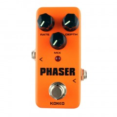 KOKKO FPH2 Phaser Mini Guitar Effect Pedal Warm Analog Phase Sound Processor