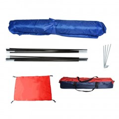 Folding Waterproof Single Layer Two People Tent Outdoor Picnic Camping Tent