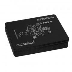 Waterproof Plastic Playing Cards Durable Poker Cards Great Gift Collection