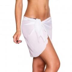 Women Bikini Chiffon Cover Ups Bathing Suit Sexy Swimwear Beach Short Skirt