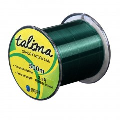 High Quality 500m Extra Strength Nylon Mainline Wear-resistant Fly Fishing Line