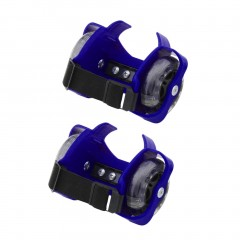 Colorful Flashing Small Whirlwind Pulley Adjustable Simply Roller Skating Shoes