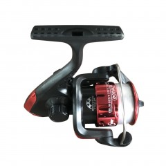 Yumoshi JM200 Sleek Lightweight  Electroplating Fishing Reel With Fishing Line