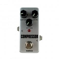 Aluminum Alloy FCP2 Mini Compressor Pedal Guitar Musical Instruments Effects