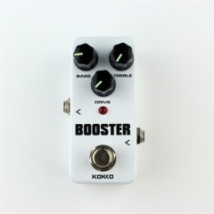 FBS-2 Mini Overdrive Guitar Effect Pedal Guitar Two Segment EQ Effect Device