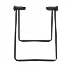 Bicycle Bike Cycling Wheel Hub Stand Kickstand Repairing Parking Holder Folding black default