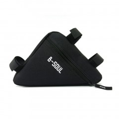 Cycling Bike Bicycle Front Frame Pannier Tube Triangle Bag Saddle Pouch