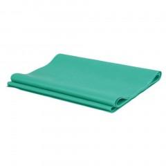 1.2m Elastic Yoga Pilates Rubber Stretch Exercise Band Arm Back Leg Fitness green 1.2m