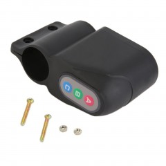 Bicycle Bike Motorbike Cycling Alarm Anti-theft Digital Code Lock Loud Sound