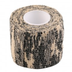 Camping Hunting Shooting Roll Men Army Adhesive Camouflage Tape Stealth Wrap