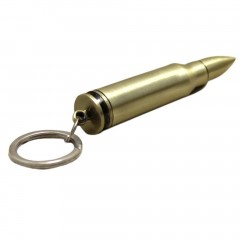 Permanent Match Lighter With Key Chain Camping Beaches Fire Starter Flint Stone