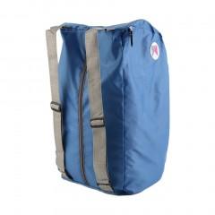 Foldable Polyester Shoulder Bag Multifunctional Backpack Mountaining Bag