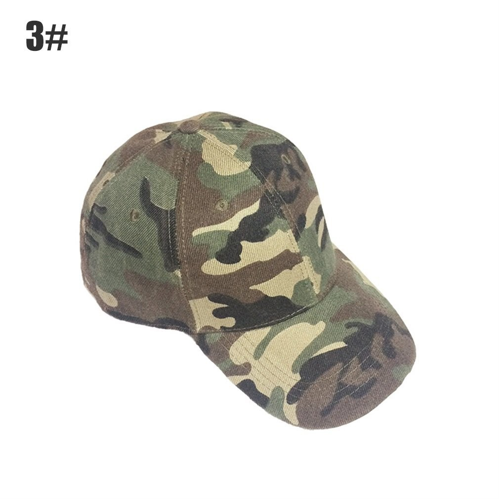 Military Baseball Camouflage Outdoor Tactical Caps Navy Hats Casual ... 33f9c8e2c56