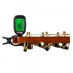 Clip-On Guitar Bass Violin Ukulele Violin Banjo Chromatic Tuner T30W LCD