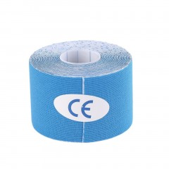 1 Roll 5cm x 5m Kinesiology Sports Elastic Tape Muscle Pain Care Therapeutic light blue default