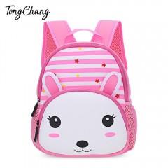TongChang Cute Kid School Bag 3D Cartoon Animal Zo 05#