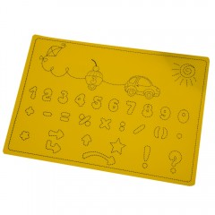 Lovely Kids / Food / Coffee / Dinner Mat YELLOW