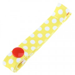 Practical Colorful Anti-Drop Toy Bandage Stroller  DEEP YELLOW