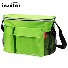 Insular Solid Color Heat Preservation Waterproof B GREEN