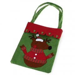 Cute Christmas Cartoon Shopper Bag DEER