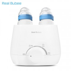 RealBubee Electric Milk Food BPA Free Warmer Baby  WHITE THREE PIN CHINESE PLUG
