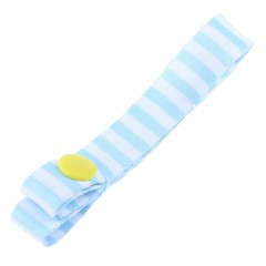 Practical Colorful Anti-Drop Toy Bandage Stroller  AZURE
