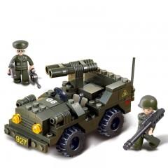 Sluban Building Blocks Educational Kids Toy Double MIXCOLOR