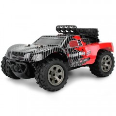 1885 - B 2.4G 1/18 18km/h Drift RC Off-road Car De RED