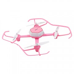 HJ TOYS QQ - FLY W606 - 6 RC Drone WiFi FPV 480P C PINK