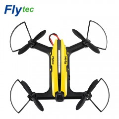 Flytec T18D RC Quadcopter WiFi FPV HD Camera 2.4G  YELLOW