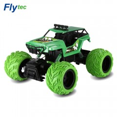 Flytec 005 1/12 2.4G 4WD Truck Brushed High Speed  GREEN EU PLUG