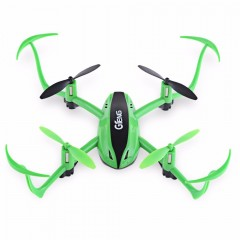 GTENG T903 Vortex Inverted 180 Degree RC Drone RTF GREEN