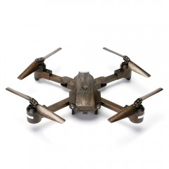 ATTOP XT - 1 Foldable RC Drone WiFi FPV Camera / A BRONZE WIFI 0.3MP CAMERA