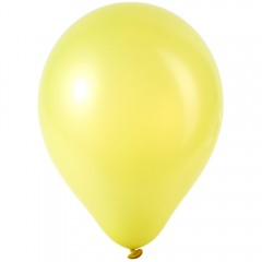 100pcs Latex Balloons Wedding Festival Birthday Ce YELLOW