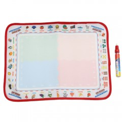 Kids Magic Water Drawing Writing Learning Mat Toy  COLORMIX