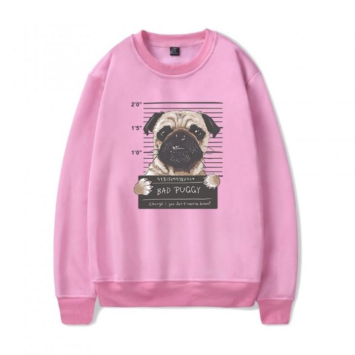 2018 New Cartoon Dog Sweatshirt