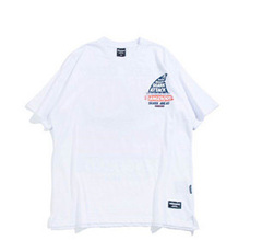 COCOCICI Trend Brand New Couple T-shirt Loose Short Sleeve white s cotton