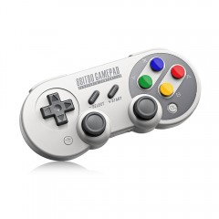 8Bitdo SF30 Pro Wireless Bluetooth Controller with GRAY