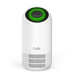 GBlife fillo Room Air Purifier Household HEPA Filt WHITE EU PLUG