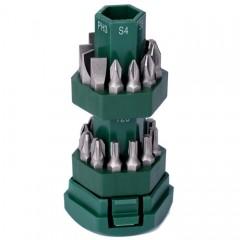 Bosch Screwdriver Bit 25PCS / Set MEDIUM SEA GREEN